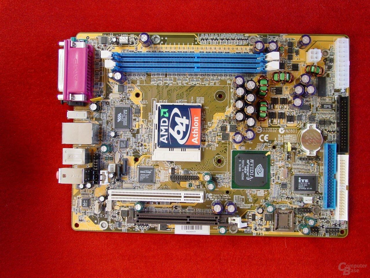 Unbekanntes FlexATX Mainboard - nForce 3 150