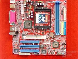 Biostar K8VHA-M - VIA K8T800