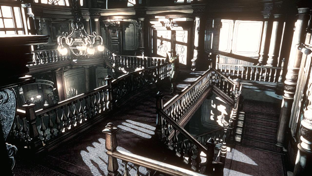 Resident Evil Remake (Xbox 360)