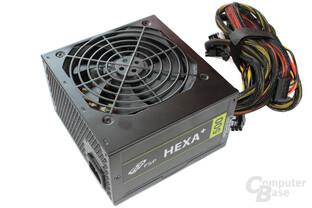 FSP Hexa+ 500 Watt - Lufteinlass