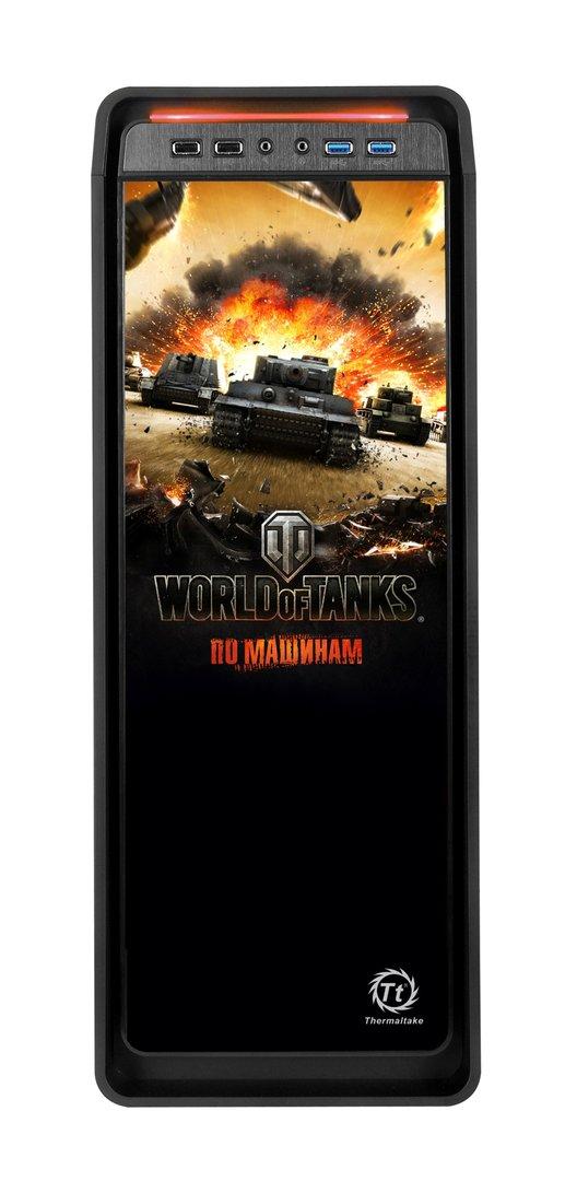 Thermaltake Urban S71 World of Tanks Edition