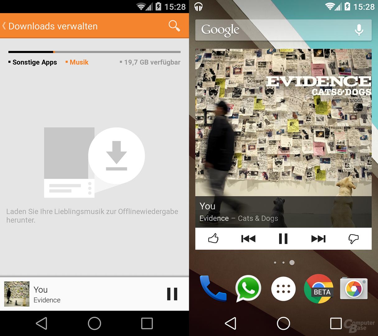 Google Play Music 5.6.1616P