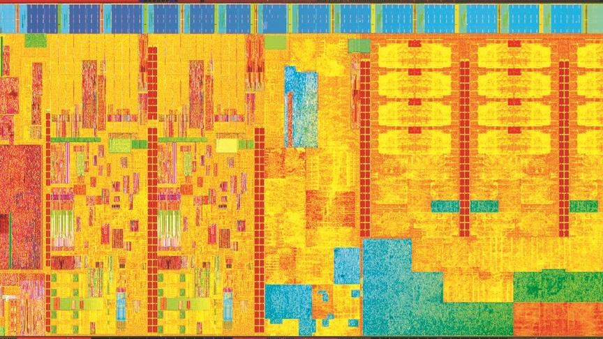 """Intel """"Broadwell"""" im Detail: Loch im Mainboard für Core M"""