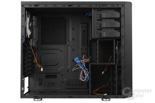 Cooltek Antiphon Airflow - Innenraumansicht