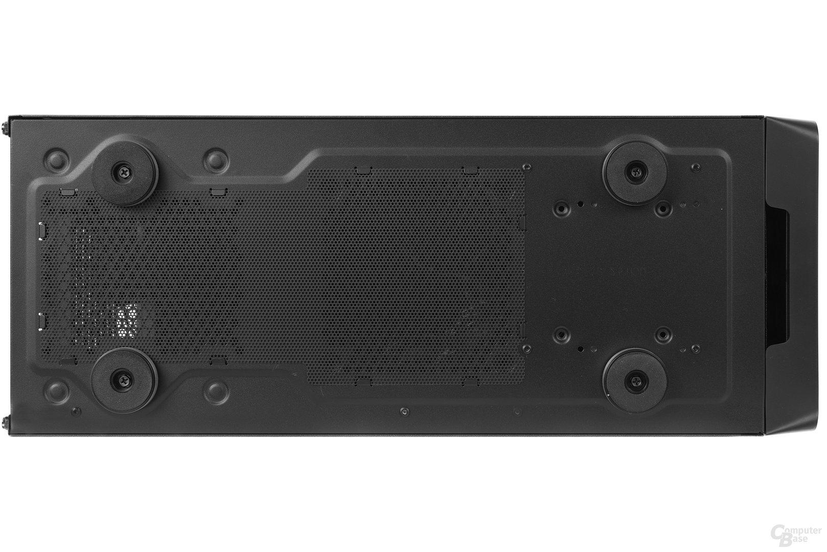 Cooltek Antiphon Airflow - Untersicht
