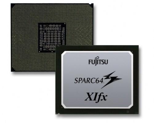 Fujitsu Sparc64 XIfx