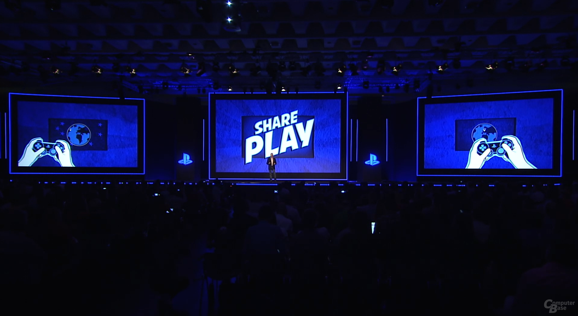 Share Play auf PlayStation 4