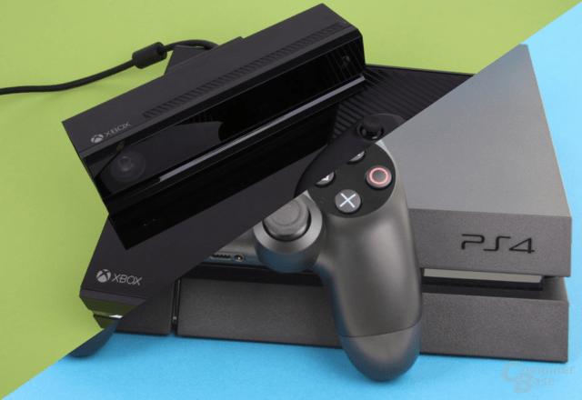 Xbox One und PlayStation 4