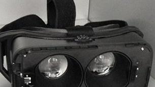 Gear VR: Samsungs VR-Brille sieht wie Oculus Rift aus