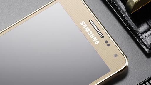 Galaxy Alpha: Erstes Samsung-Smartphone mit neuer Design-Sprache
