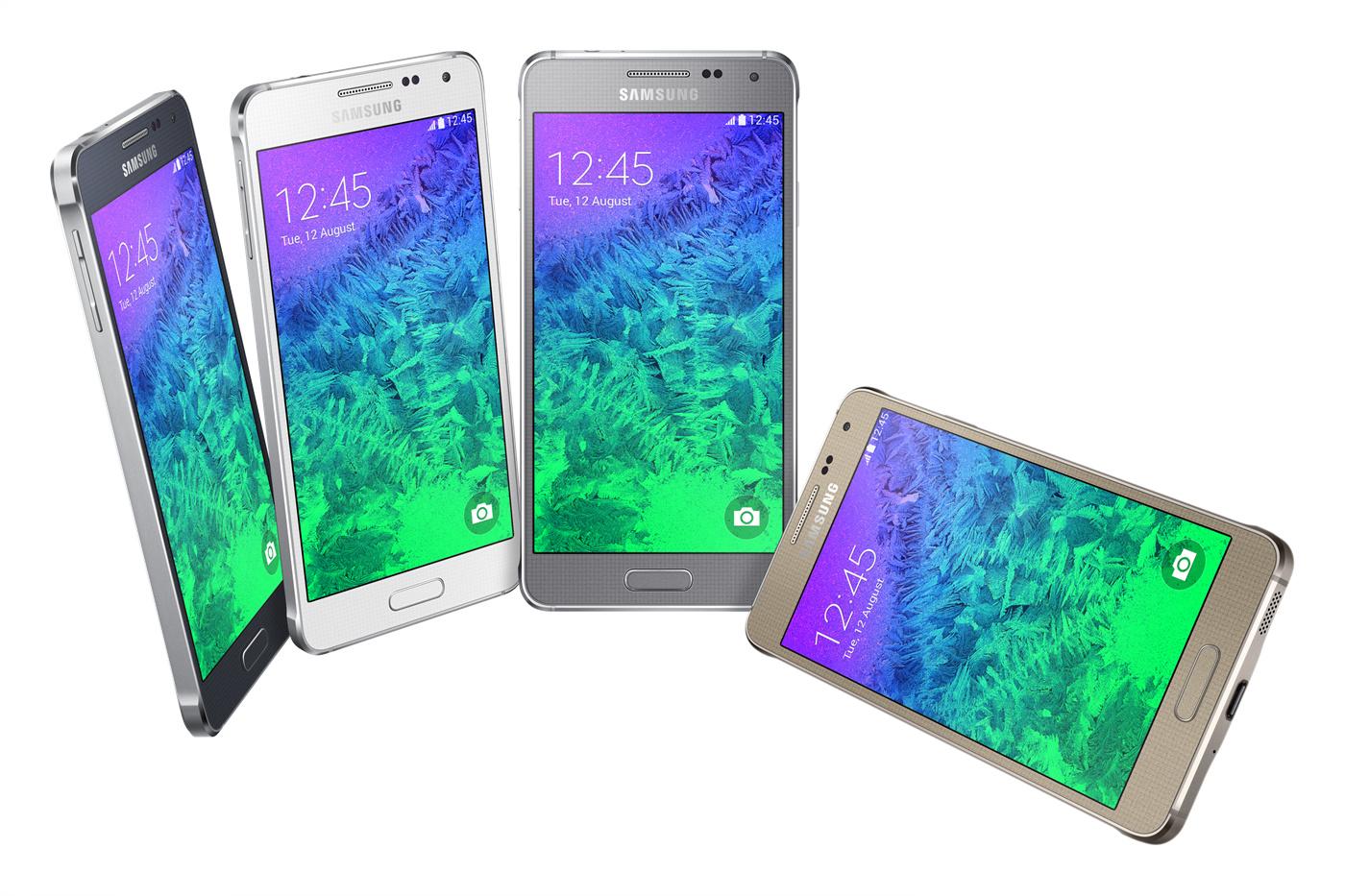 Samsung Galaxy Alpha