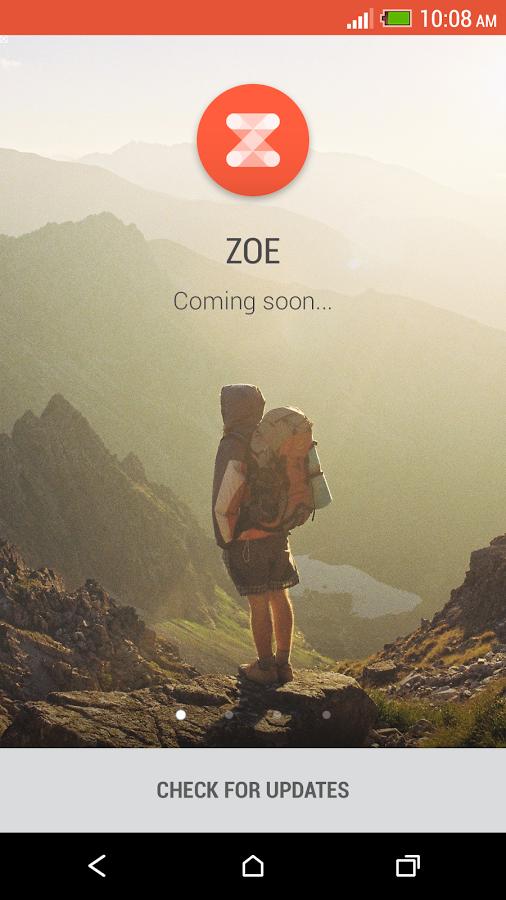 HTC Zoe