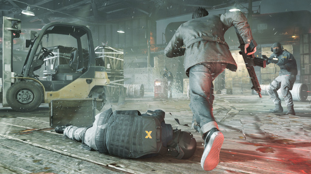 "Gamescom 2014: Details zur ""Entertainment Experience"" in Quantum Break"