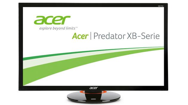 Acer Predator XB280HK: Ultra-HD mit Nvidia G-Sync für 600 Euro