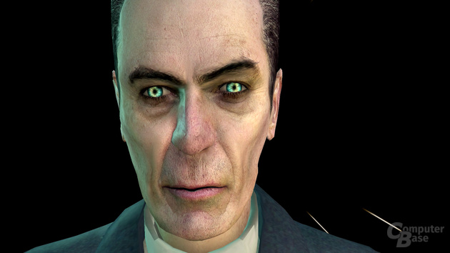 Half-Life 2 - Darstellung auf Nvidia Shield Tablet