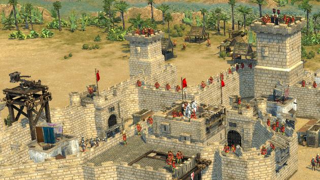 Stronghold Crusader 2: Das Spiel ist Oldschool mit Stolz statt eine Revolution
