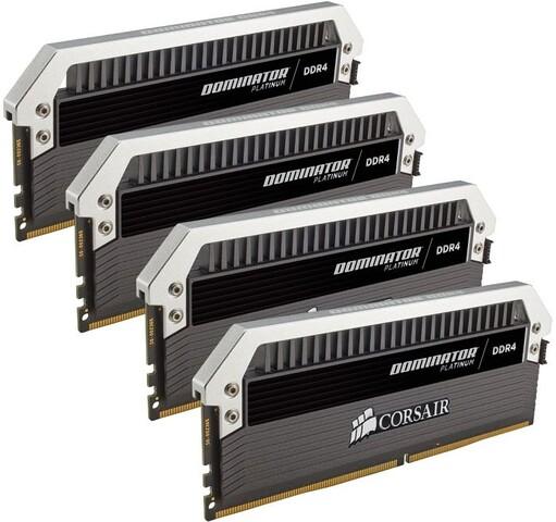 Corsair Dominator Platinum DDR4
