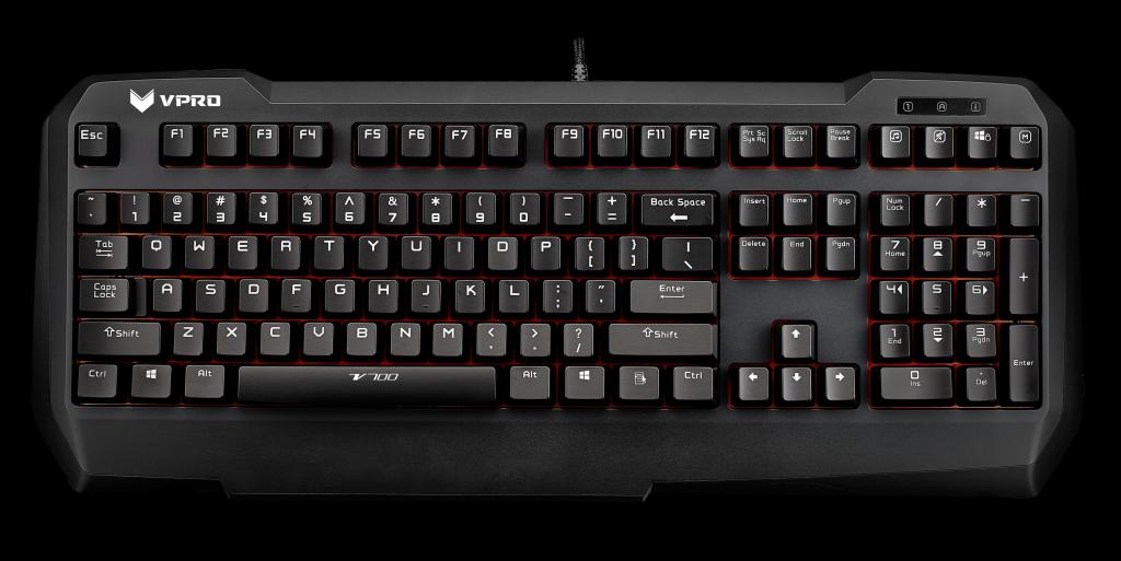 Vpro V700 (US-Layout)