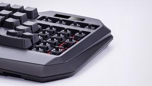 Vpro V700: Gelbe Schalter für mechanische Spieletastatur
