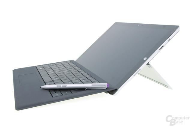 Das Surface Pro 3 ist die derzeit beste Kombination aus Notebook und Tablet