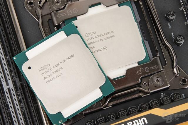 Core i7-5960X und Core i7-5280K im Test