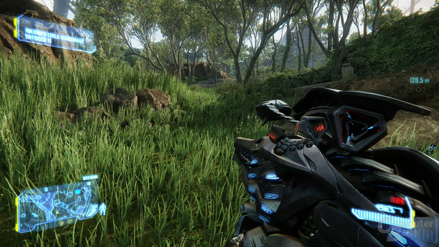 Crysis 3 – Darstellung auf dem PC (Original)