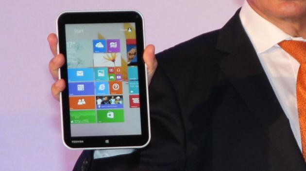 Markttag: Tablets dominieren Notebooks