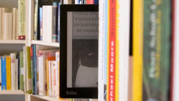 E-Books: Digitale Bücher stützen den deutschen Buchhandel