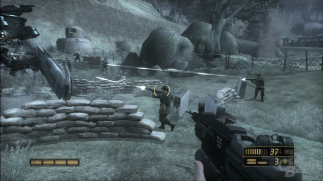 Resistance: Fall of Man (PlayStation 3, 2007)