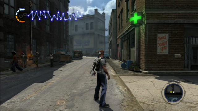 inFAMOUS 2 (PlayStation 3, 2011)