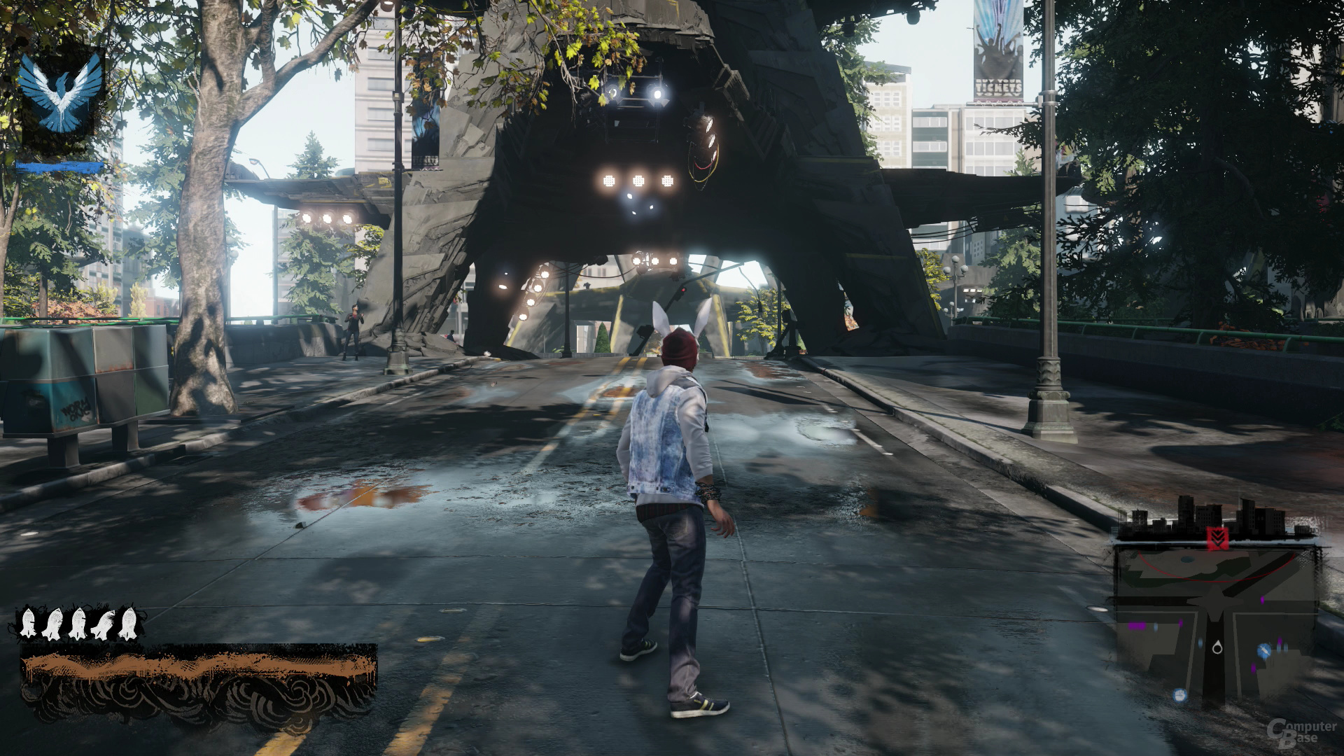 inFAMOUS 3 (PlayStation 4, 2014)