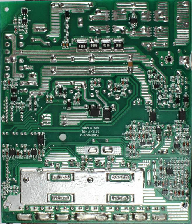 Enermax Platimax 1300W – Lötqualität