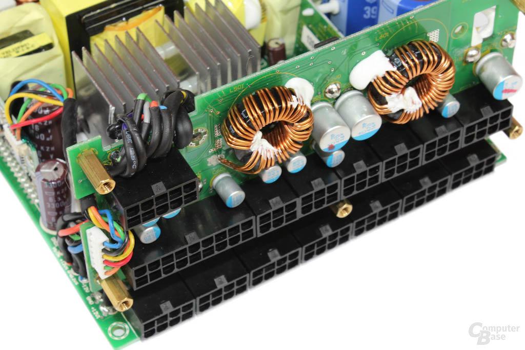 Sea Sonic Platinum Series 1200W – DC-DC-Module