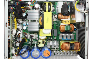 Sea Sonic Platinum Series 1200W – Überblick Elektronik
