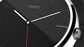 Moto 360: Motorolas Android-Wear-Uhr kostet 250 US-Dollar