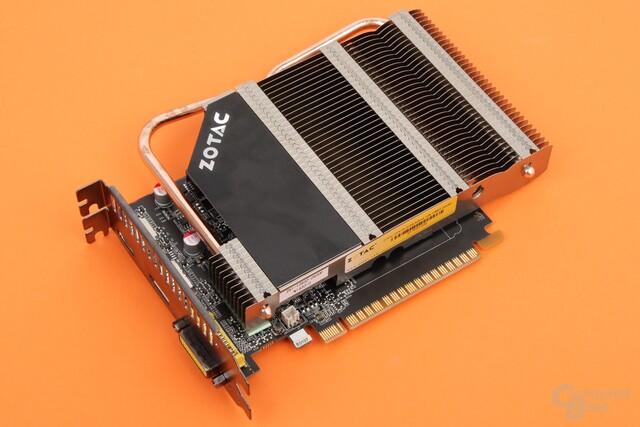 Zotac GeForce GTX 750 Zone