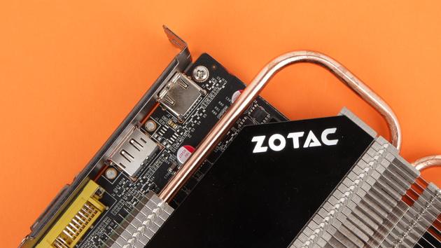 Zotac GeForce GTX 750 Zone: Passiv gekühlter kleiner Maxwell im Test