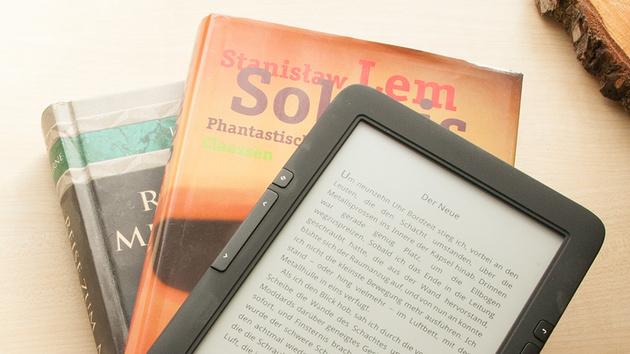 Icarus Illumina E653 im Test: E-Book-Reader mit Android-Apps