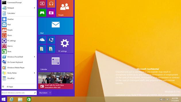 """Windows 9: Öffentliche Vorschau von """"Threshold"""" bis Oktober"""