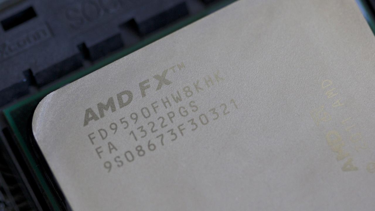 AMD-Prozessoren: FX-8300 nur für China, 860K gelistet