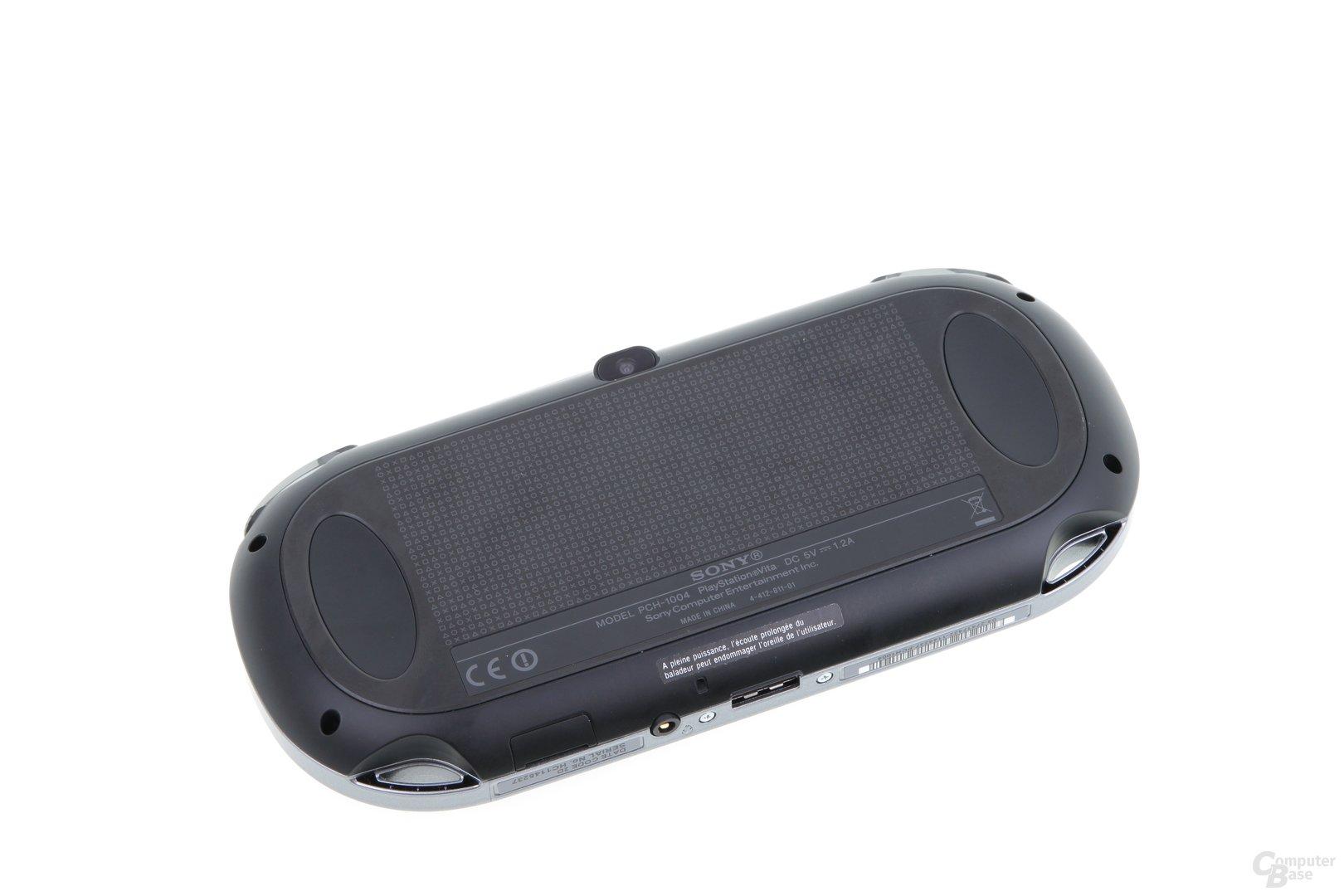 PS Vita - Rückseite