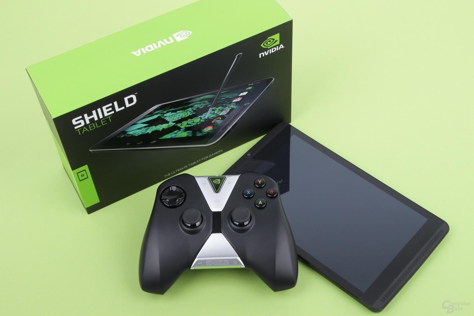 Nvidia Shield Tablet Komponenten