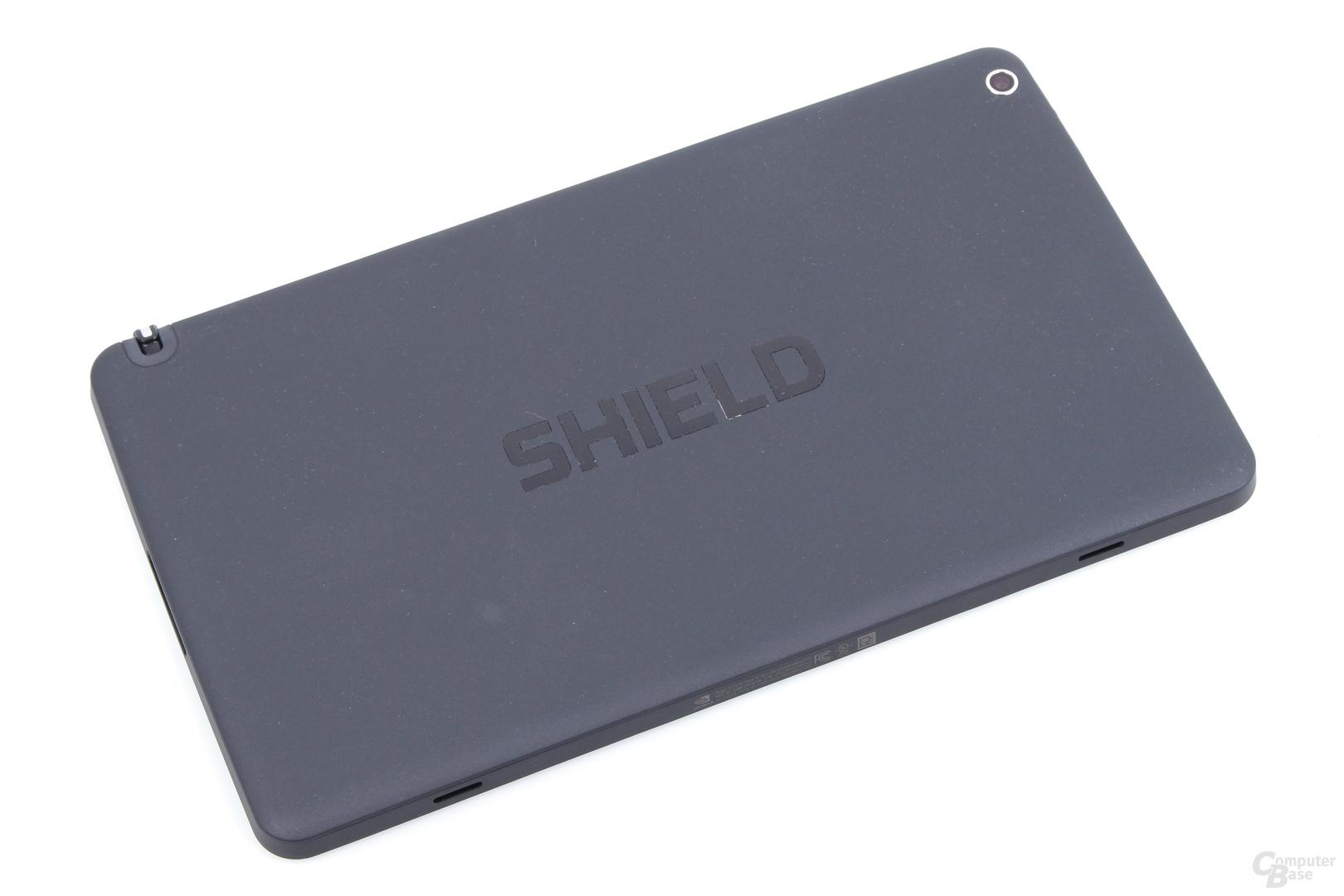 Nvidia Shield Tablet - Rückseite