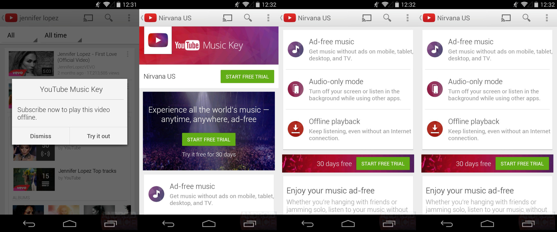 Google Music Key