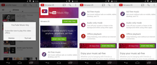 Google Music Key