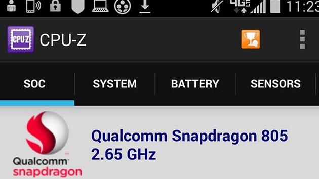 Droid Turbo: Motorola-Smartphone mit Snapdragon 805