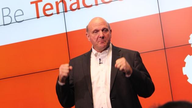 Schlussstrich: Steve Ballmer verlässt Microsoft