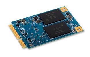 mSATA-SSD für Notebooks