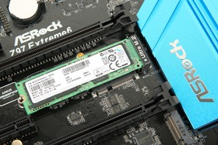M.2-SSD im passenden Slot