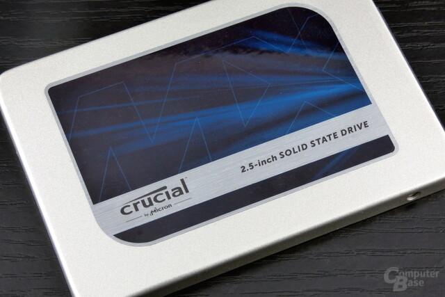 Crucial MX300: Viel Ausstattung zum kleinen Preis